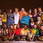 South African children's voices heard in London play