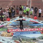 "Pass ""Go"" in Monopoly Cape Town; go to Robben Island"