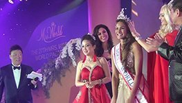 South African wins Mrs World