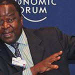 South Africa's Mboweni goes to university