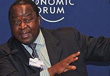 South Africa's Mboweni goes to university