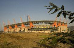 Mbombela Stadium: wild by design