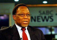 Kgalema Motlanthe elected President