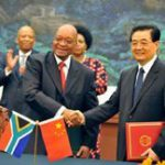 China-Africa trade 'to top $100bn'