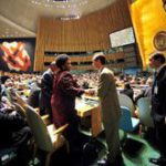UN 'vote of confidence' in South Africa