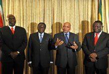 Praise for Zuma's Zimbabwe mediation