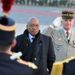 Zuma's invitation to French companies