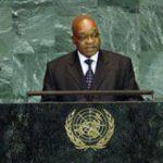 South Africa backs Palestine's UN bid