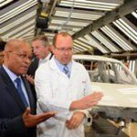 Automotive sector key to growth: Zuma