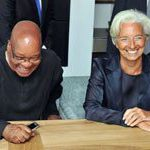SA 'plays important global role': IMF