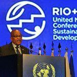 Rio+20: Zuma challenges world leaders