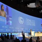 South Africa hands over climate baton