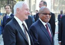 Zuma urges Canada to invest in SA