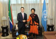 'Time for African seats on UN council'