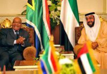 Brand South Africa mission heads for UAE