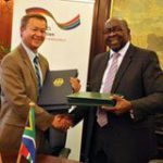 Germany commits R5.9bn to SA development