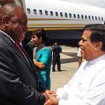 Ramaphosa in Sri Lanka to help mediate reconciliation