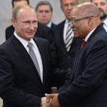 South Africa and Russia sign nuclear deal