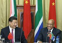 FOCAC starts today in South Africa