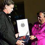 Naledi Pandor awarded Germany's Grand Cross of Merit