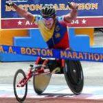 Van Dyk rules Boston again