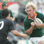 Burger named SA Rugby Player of 2011
