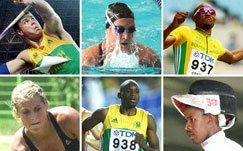 Team SA shine - but no medals yet