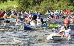 SA paddlers win Liffey Descent