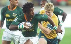 SA victorious in George Sevens