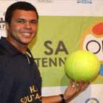 Tsonga takes SA Tennis Open