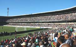 Mangaung set for Confed Cup