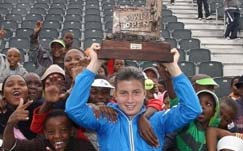 Sevastova wins Soweto Women's Open