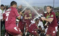 Swallows lift 2009 Nedbank Cup