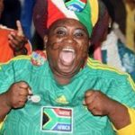 Egypt salute South African fans