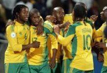 Bafana Bafana: a quick history