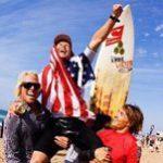 US surfer wins Mr Price Pro
