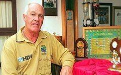 Rudi Koertzen: record-setting umpire