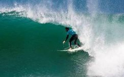 Aussie surfer wins 2009 Billabong Pro