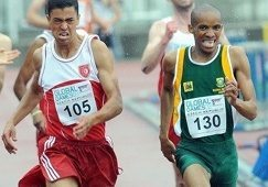 South Africa shines at Global Games