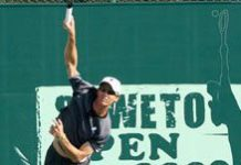 De Jager springs surprise Davis Cup selection