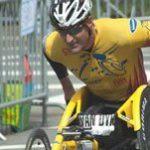 Van Dyk in record Boston Marathon win