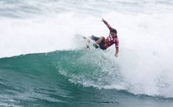 Huge Billabong Pro win for Jordy Smith