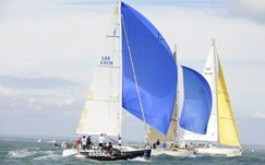 SA crew in historic Cowes Week win