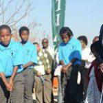 Golfing first for Soweto high school