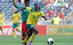 South African football in 2011