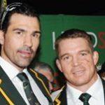 Praise for Springbok giants Smit