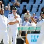 South Africa's Philander in record form