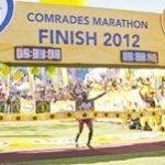 South African 1-2 in Comrades 2012