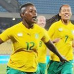 Banyana in 4-0 win over Zambia