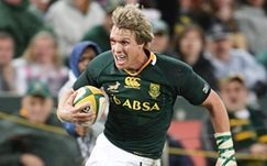 South African rugby in 2012